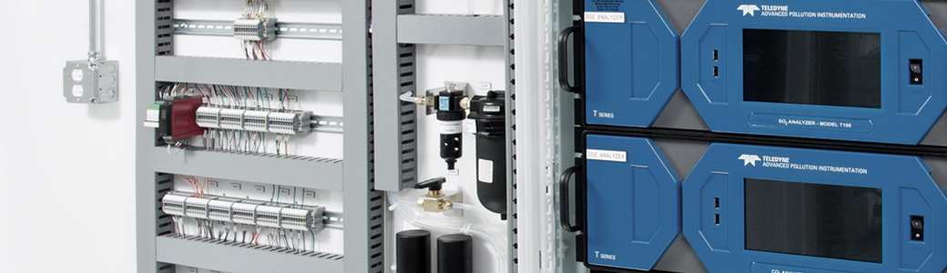 Image of a custom cems installation by Cemtek.
